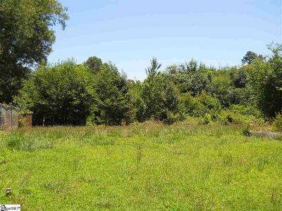 Greer Residential Lots & Land For Sale: 500 Ridgewood