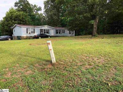 Greer Residential Lots & Land Contingency Contract: 4912 John Suddeth