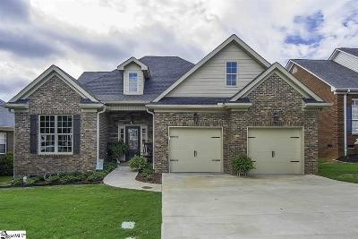 Boiling Springs Single Family Home For Sale: 440 Cider Park