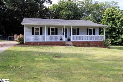 Boiling Springs Single Family Home Contingency Contract: 1015 Cardinal Woods