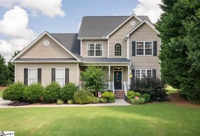 Easley Single Family Home Contingency Contract: 408 Planters Walk