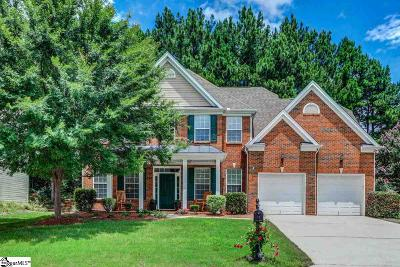 Simpsonville SC Single Family Home For Sale: $252,500