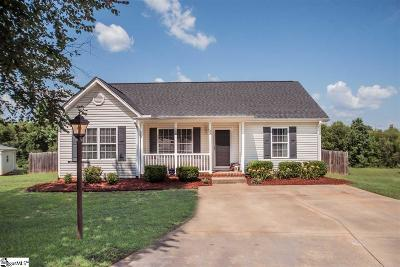 Greer Single Family Home Contingency Contract: 25 Natalie