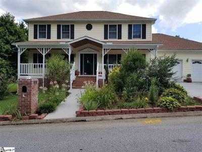 Greer Single Family Home For Sale: 100 Saint Charles