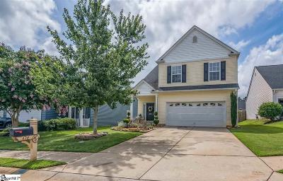 Boiling Springs Single Family Home Contingency Contract: 420 Bridgewood