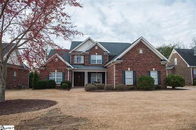 Boiling Springs Single Family Home For Sale: 380 Rhapsody