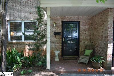Greenville Condo/Townhouse For Sale: 14d Knoxbury