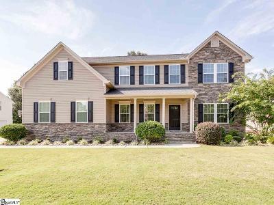 Easley Single Family Home For Sale: 111 Armistead