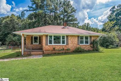 Anderson Single Family Home Contingency Contract: 312 Whiten