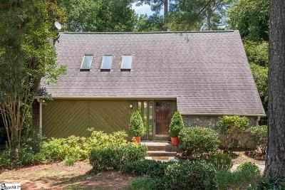 Easley Single Family Home Contingency Contract: 1102 Pineview
