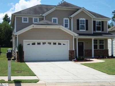 Greenville County Single Family Home For Sale: 120 Scottish