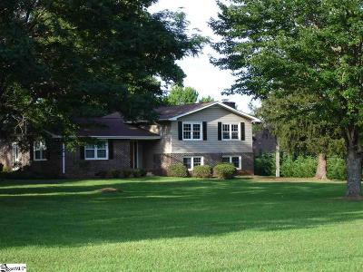 Inman Single Family Home Contingency Contract: 4280 New Cut