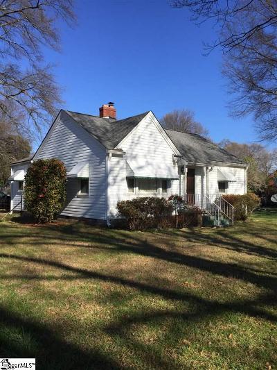 Greenville Rental For Rent: 101 Ridgeway