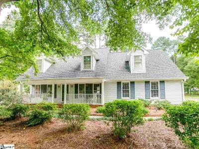 Spartanburg Single Family Home For Sale: 307 Londonberry