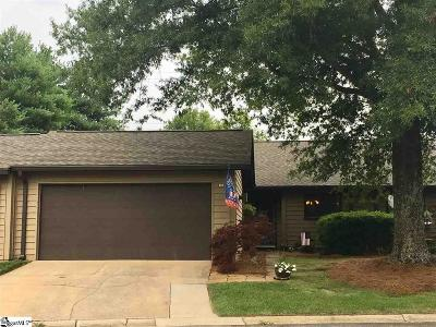 Greer Condo/Townhouse Contingency Contract: 612 Tanager