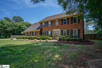 Spartanburg Single Family Home For Sale: 230 Longleaf