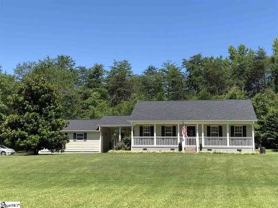 Travelers Rest Single Family Home Contingency Contract: 701 White Horse Road
