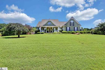 Greer Single Family Home For Sale: 815 Bishop