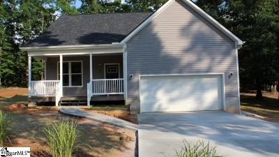 Travelers Rest Single Family Home For Sale: 35 Wildberry