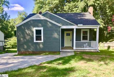 Greenville County Single Family Home For Sale: 16 Lynn