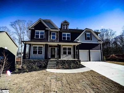 Simpsonville Single Family Home For Sale: 108 Sea Harbour