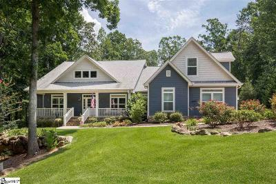 Greenville Single Family Home Contingency Contract: 203 Valley Oaks
