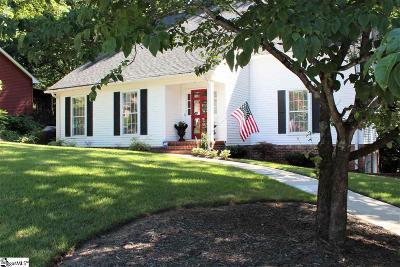 Sugar Creek Single Family Home For Sale: 127 Sugar Creek