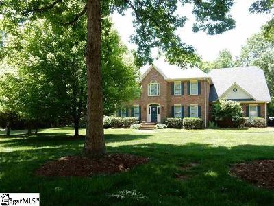 Greenville County Single Family Home For Sale: 108 Radcliffe