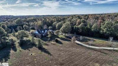 Pelzer Single Family Home Contingency Contract: 260 Snow