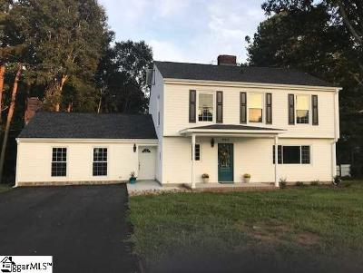 Easley Single Family Home For Sale: 902 McAlister