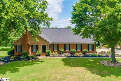 Easley Single Family Home For Sale: 203 Carnoustie