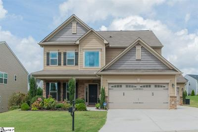 Simpsonville Single Family Home For Sale: 112 Windsor Creek