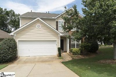 Greer SC Single Family Home For Sale: $255,899