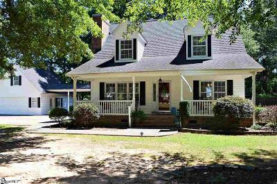 Pelzer Single Family Home Contingency Contract: 101 Keeler
