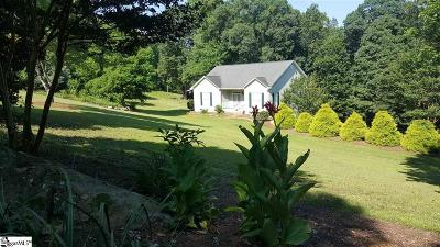 Greer Single Family Home For Sale: 510 Ford