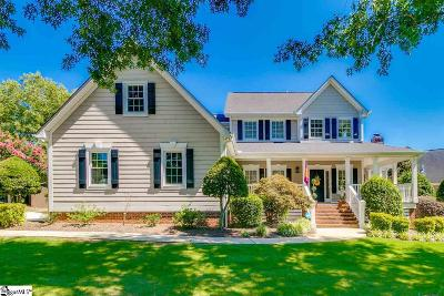 Easley Single Family Home For Sale: 102 Malvern Hill
