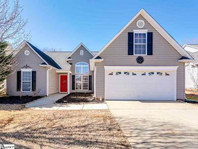 Boiling Springs Single Family Home Contingency Contract: 843 Vandenburg