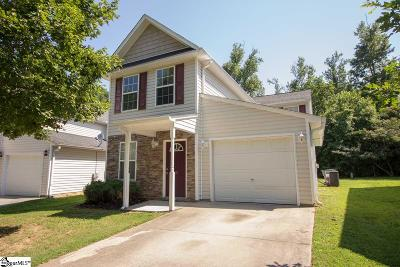 Taylors Single Family Home For Sale: 45 Birdsong