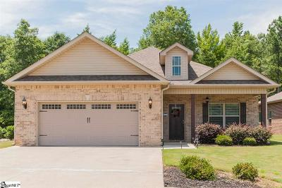Anderson Single Family Home For Sale: 115 Olde Towne