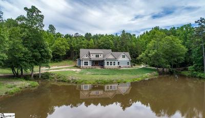 Pelzer Single Family Home For Sale: 609 Spearman