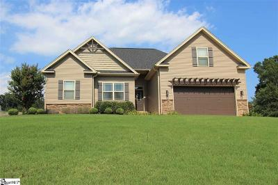 Greer Single Family Home For Sale: 18 Caperton