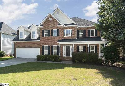 Greer Single Family Home For Sale: 16 Hoptree
