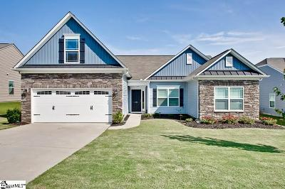 Easley Single Family Home Contingency Contract: 233 Shale