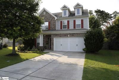 Greenville Single Family Home For Sale: 36 Pimmit
