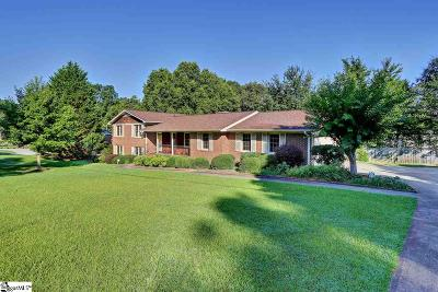 Greenville Single Family Home Contingency Contract: 2 Zelma