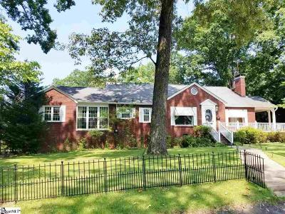 Easley Single Family Home For Sale: 503 Southway