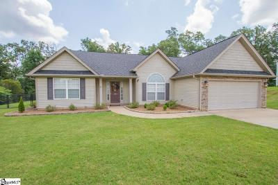 Anderson Single Family Home For Sale: 118 Running Fox