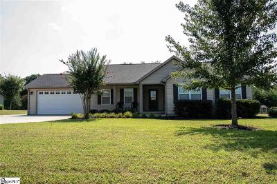 Greer Single Family Home Contingency Contract: 19 Crossland