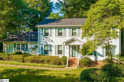 Greenville SC Single Family Home Contingency Contract: $260,000