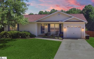 Greer Single Family Home Contingency Contract: 4 Avis
